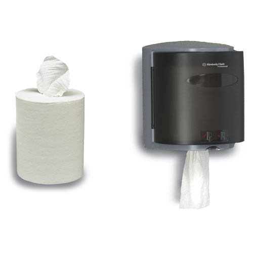 Center pull towel dispenser - Nose tissue dispenser ...
