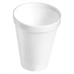 HOT FOAM CUP 12 oz