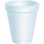 HOT FOAM CUP  6 oz