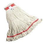 WEBFOOT MOP HEAD LG WHITE