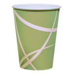 PAPER COLD CUP 5 OZ SPRING GRO