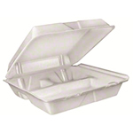 FOAM CARRY OUT TRAYS