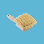 WHITE TAMPICO BRUSH 20 IN