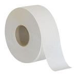 TISSUE JRT JR JUMBO 1PLY 12 Rolls Case 2,000 Feet Per Roll #401
