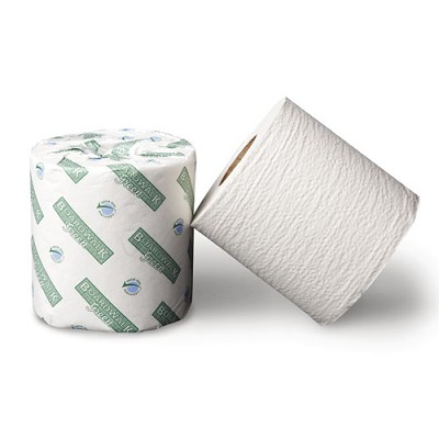 TOLIET TISSUE small roll 1PLY 96 Rolls 1000 Sheets #11375