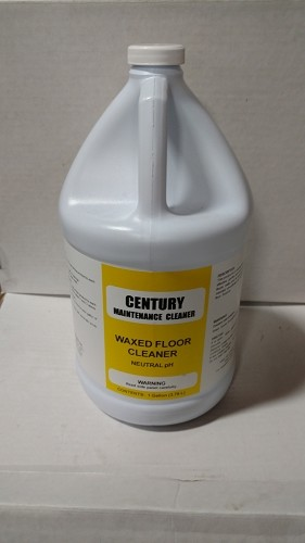 Floor Cleaner Waxed & Wood Cleaner CENTURY MAIN CLEANER