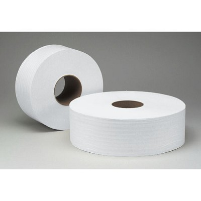 TISSUE JRT Jr  2 PLY 12 RL/1000  #19920